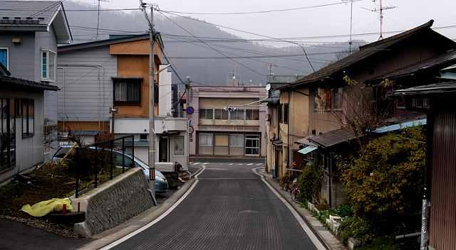 二戸市福岡・福岡宿入口/奥州街道535: 日本写真紀行ブログ